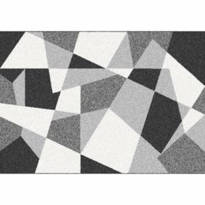 Produkt Koberec, čierna/sivá/biela, 67×120, SANAR