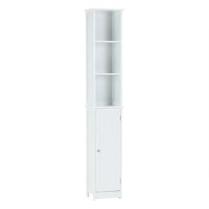 Produkt Vysoká skrinka, biela, ATENE TYP 1
