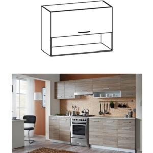 Produkt Skrinka do kuchyne, horná, dub sonoma/biela, CYRA NEW G 80 O