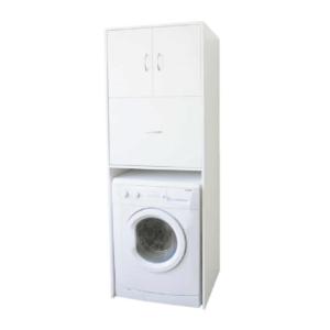 Produkt Hlboká skrinka nad práčku, biela, NATALI TYP 9
