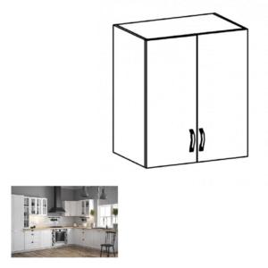 Produkt Horná skrinka G60, biela/sosna andersen, PROVANCE