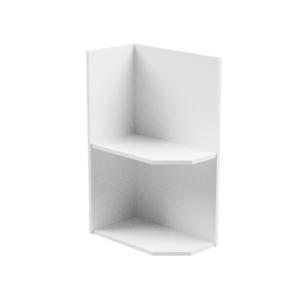 Produkt Spodná skrinka, biela, ľavá, AURORA D25PZ