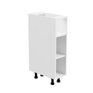Produkt Spodná skrinka, biela, AURORA D20P