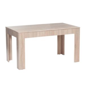 Produkt Jedálenský stôl, rozkladací, dub sonoma, ADMIRAL
