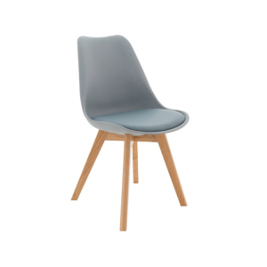 Produkt Stolička, sivá/buk, BALI 2 NEW