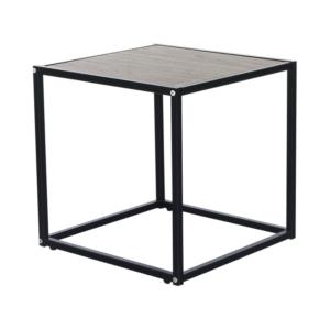 Produkt Príručný stolík, dub/čierna, JAKIM TYP 1