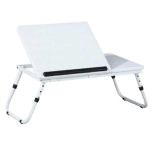 Produkt Stolík na notebook/držiak na tablet, biela, EVALD