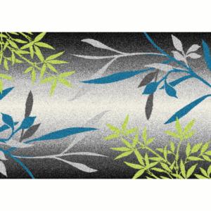Produkt Koberec, vzor listy, viacfarebný, 67×120, TASNIM
