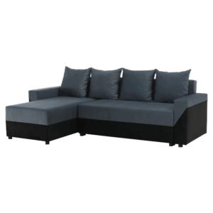 Produkt Univerzálna sedacia súprava, čierna/sivá, TIPO