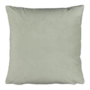 Produkt Vankúš, zamatová látka svetlozelená, 45×45, ALITA TYP 14