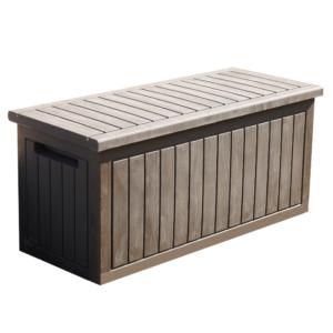 Produkt Záhradný úložný box, hnedá, DAGON