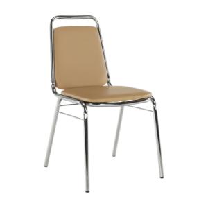 Produkt Zasadacia stolička, hnedá ekokoža, ZEKI